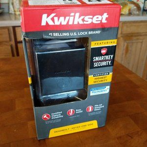 KWIKSET Deadbolt - NEW
